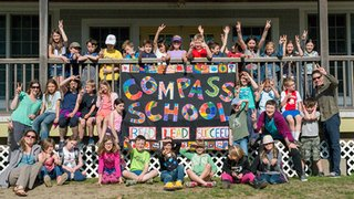 Compass School in Kingston, RI