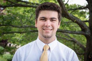 Adam Zangari, Rhode Island PBS FOundation Scholarship Winner