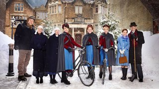 Call the Midwife Holiday 2017