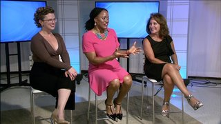 Today's Woman New England panel