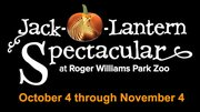 Roger Williams Park Zoo and Rhode Island PBS invite you to experience Jack-o-Lantern Spectacular, from October 4 through November 4, 2018.