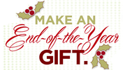 Make an End of the Year Gift