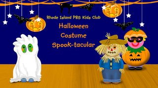Rhode Island PBS would like to invite you to our next Rhode Island PBS Kids Club event taking place on Friday, October 26!