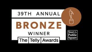 Telly Award Bronze