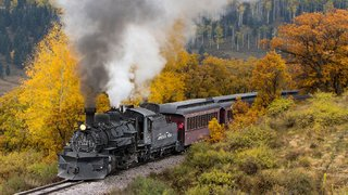 The Best of Trains Around North America