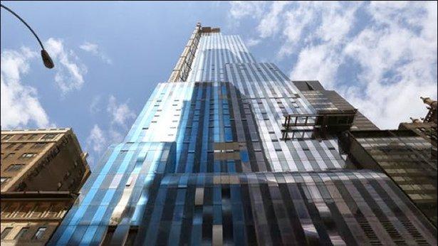 The Billionaire Building