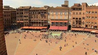 Sienna Piazza del Campo