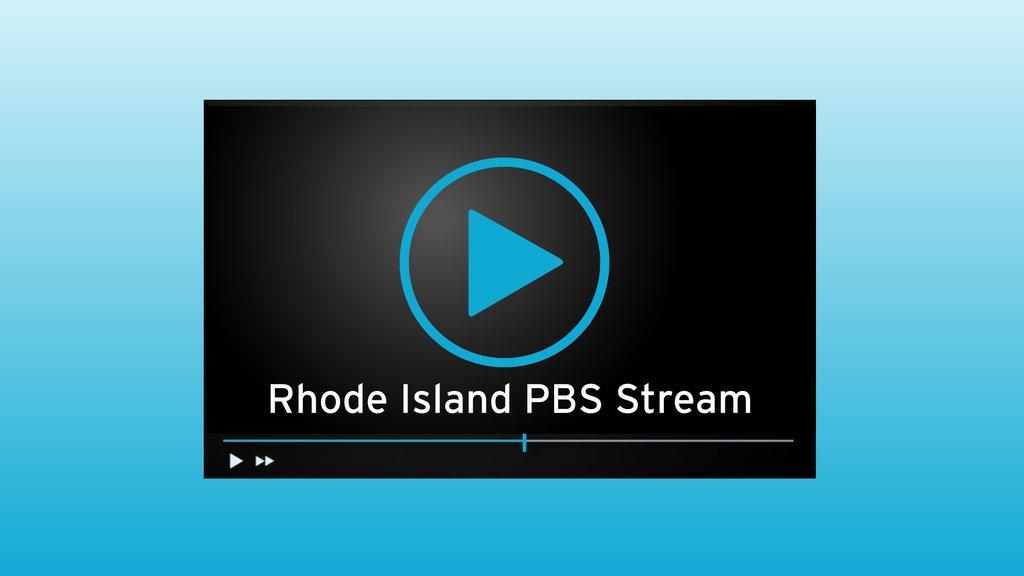 Rhode Island PBS Streaming