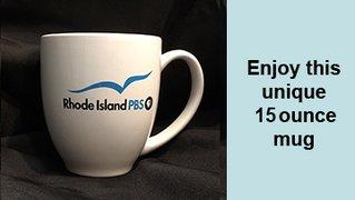 Rhode Island PBS Foundation Mug