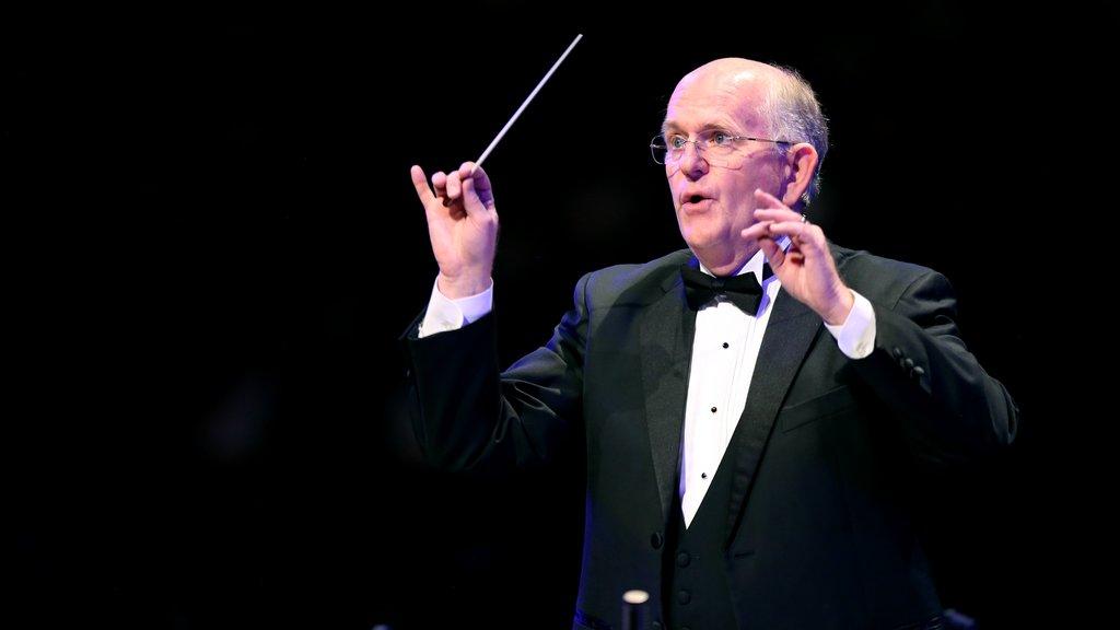 Conductor Mack Wilberg