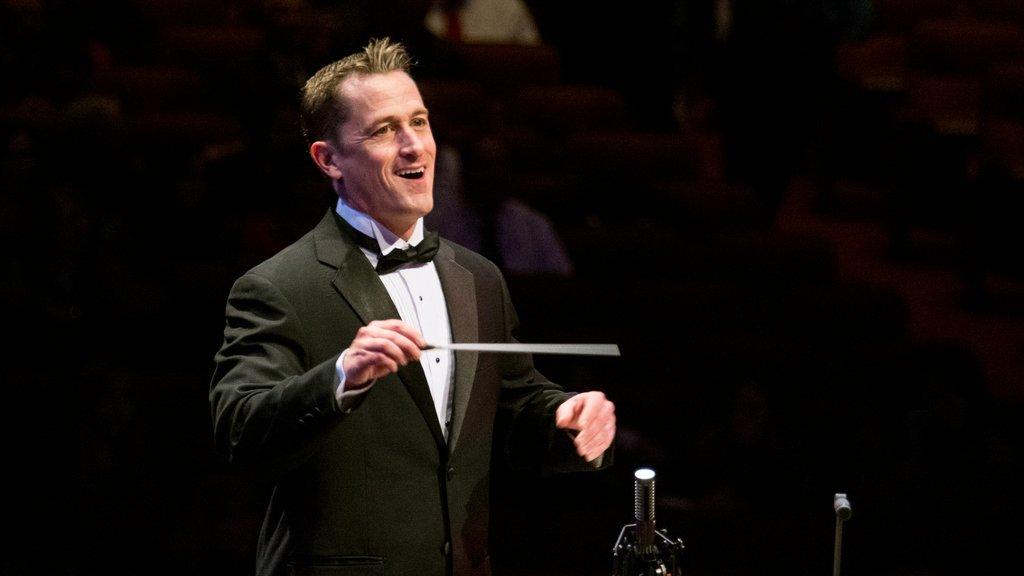Conductor Ryan Murphy