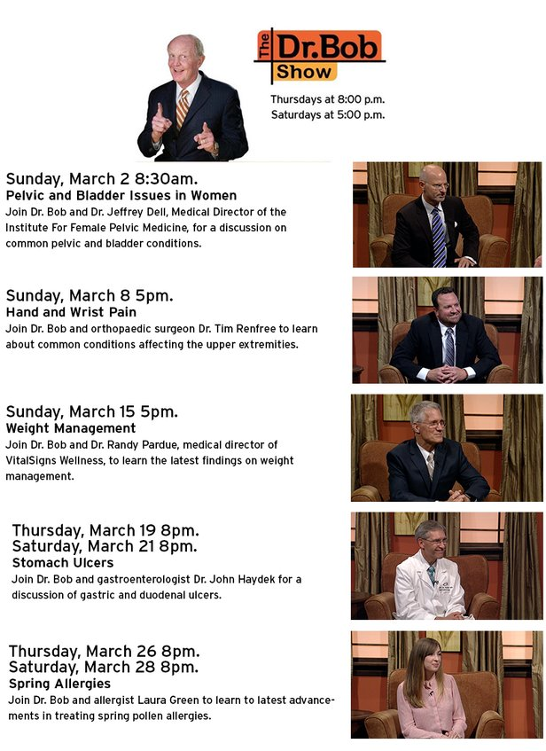 Dr. Bob Line up March 2020.png