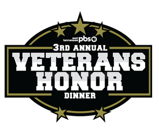 East Tennessee PBS presents the Third Annual Veterans Honor Dinner