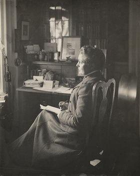 Sarah Orne Jewett, older
